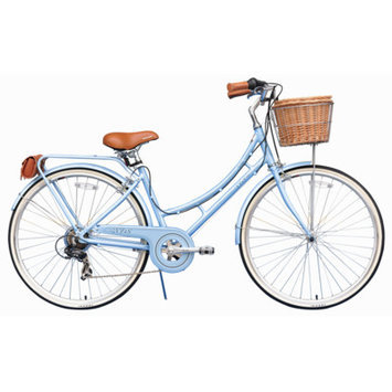 Xds Bikes Co. Women's Nadine 7-Speed Cruiser Bike Color: Baby Blue