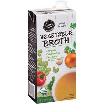 Sam's Choice™ Vegetable Broth 32 oz. Aseptic Carton