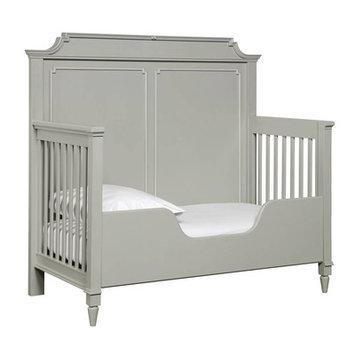 Stanley Clementine Court Built-to-Grow Toddler Bed Kit Finish: Spoon
