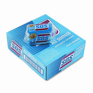 Clorox S.O.S All-Surface Scrubbing Sponge (Case of 24)