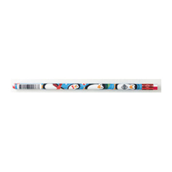 J.r. Moon Pencil Co. Moon Products Christmas Assortment Pencils - Pack of 12