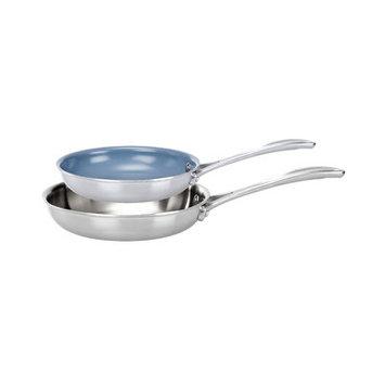 Zwilling J.a. Henckels Spirit 4.7 lb 2-Piece Frying Pan Set