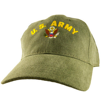 Motorhead Products US Military Logo Cap Branch: Army