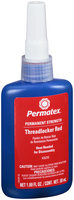 Permatex® Permanent Strength Red Threadlocker 1.69 fl. oz. Bottle