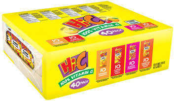 hi-c® fruit drink variety pack 4 aseptic