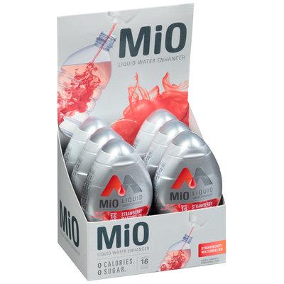 MiO Strawberry Watermelon Liquid Water Enhancer 6-1.08 fl. oz. Bottle