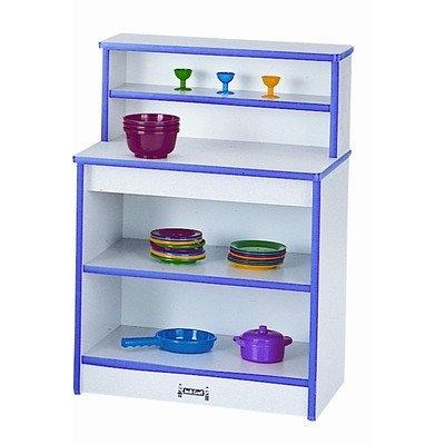 Jonti-Craft 0407JCWW003 TODDLER CUPBOARD - BLUE