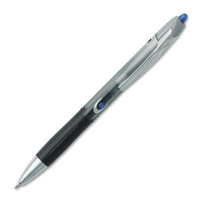 BIC Triumph Roller Ball Retractable Gel Pen, Blue Ink, Fine, Dozen