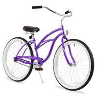 Firmstrong Urban Lady Single Speed, Purple - Women's 26