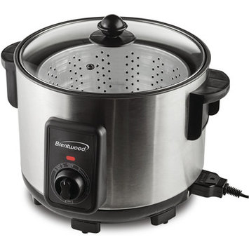 Brentwood 5-Quart Multi Cooker/Deep Fryer