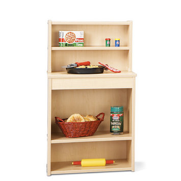Young Time 7081YT441 Play Kitchen Pantry