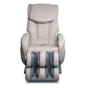 Cozzia Reclining Shiatsu Function Black Massage Chair - EC326BK