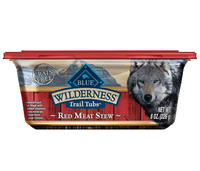 THE BLUE BUFFALO CO. BLUE™ Wilderness® Trail Tubs™ Red Meat Stew For Adult Dogs