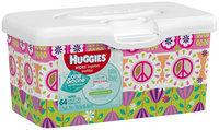 Huggies® One & Done® Refreshing Cucumber & Green Tea Wipes 64 ct Carton