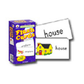Carson-dellosa Publishing Flash Cards Basic Picture Words