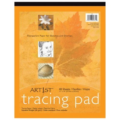 Pacon Creative Products Art1st Tracing Pad 11x14 (Set of 2)