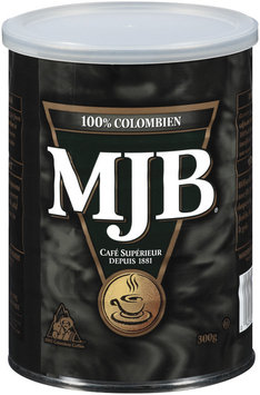 MJB Canadian 100% Colombian Coffee 10.5 Oz Canister