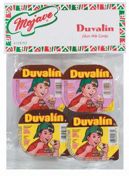 Mojave Strawberry Vanilla & Hazel Nut Vanilla Duvalin Skim Milk Candy 4 Ct Peg