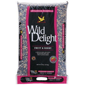 D & D Commodities DDC365200 Wild Delight 20-pound Fruit & Berry