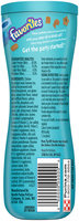Purina Friskies Party Mix Favorites Sensational Seafood Flavor Cat Treats 4.5 oz. Canister