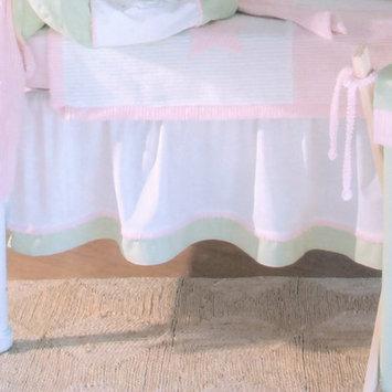 Brandee Danielle Froggie Crib Dust Ruffle