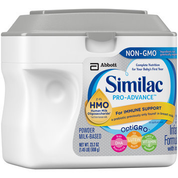 Similac® Pro-Advance™ Infant Formula Powder with Iron 23.2 oz. Tub