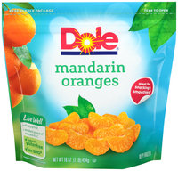 Dole® Mandarin Oranges 16 oz. Stand-Up Bag