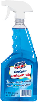 Special Value Streak-Free Shine W/Ammonia Glass Cleaner 32 Fl Oz Spray Bottle