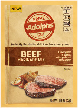 Adolph's® Prime Cut Beef Marinade Mix 1.0 oz. Packet
