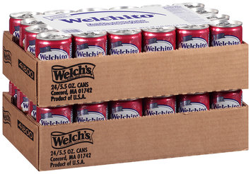 Welchito® Fruit Punch Juice Drink 48-5.5 fl. oz. Can