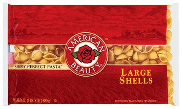 American Beauty  Large Shells 24 Oz Bag
