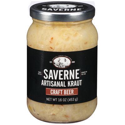 Saverne® Craft Beer Artisanal Kraut 16 oz. Jar