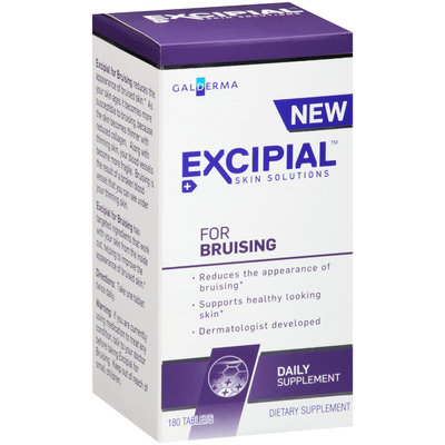 Excipial™ For Bruising Daily Supplement Tablets 180 ct. Box