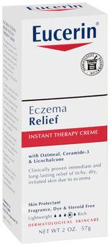 Eucerin® Eczema Relief Instant Therapy Creme First Aid 2 oz. Box