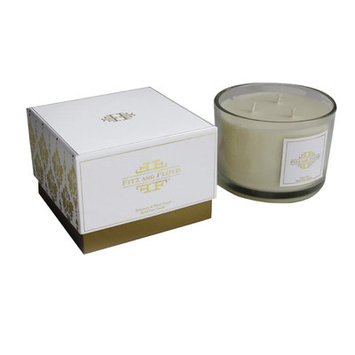 Jay Import Inc Fitz Floyd Rosemary/ White Ginger Candle