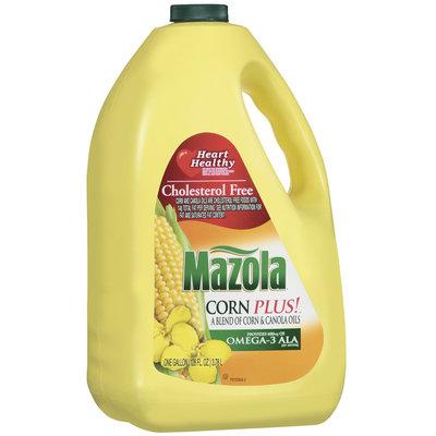 Mazola Plus! 100% Pure Corn Oil 1 Gal Jug