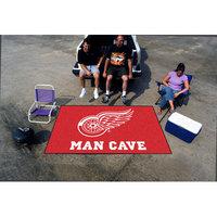 Sls Mats NHL Detroit Red Wings Man Cave UltiMat - 6096
