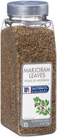 McCormick® Culinary™ Marjoram Leaves 4 oz. Shaker