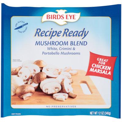 Birds Eye® Recipe Ready Mushroom Blend 12 oz. Bag