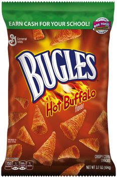 Bugles® Hot Buffalo Flavor Crispy Corn Snacks 3.7 oz. Bag