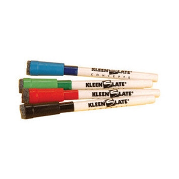Kleenslate Concepts Llc Attachable Erasers For Dry 4/pk