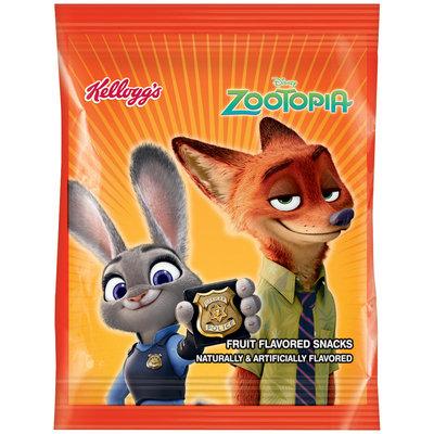 Kellogg's® Zootopia Fruit Flavored Snacks