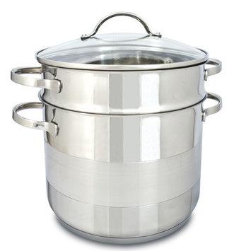 Cuisinox POTC24-PASTA - Gourmet 8 qt Covered Pasta Pot Set: POTC24