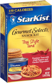 StarKist® Gourmet Selects® Snack Kit