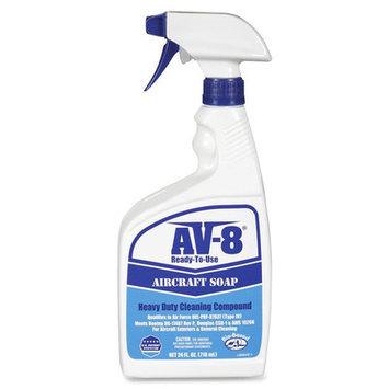 Permatex Bar Hand Soap AV-8 Aircraft Soap, Concentrated, Biodegradable