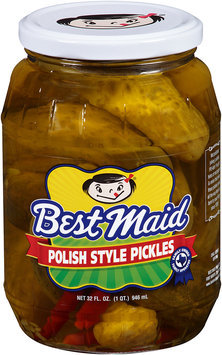 Best Maid® Polish Style Pickles