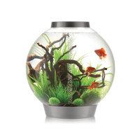 Biorb 28 Gallon Classic Aquarium Bowl Color: Silver