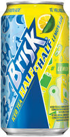 Lipton Brisk® Half & Half Iced Tea & Lemonade Can