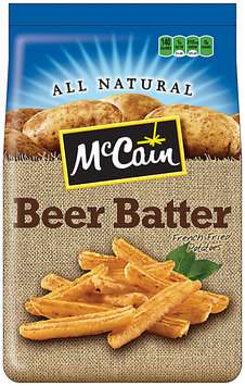 McCain® Beer Batter French Fried Potatoes 22 oz. Bag