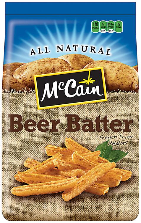 McCain® Beer Batter French Fried Potatoes 22 oz  Bag Reviews 2019